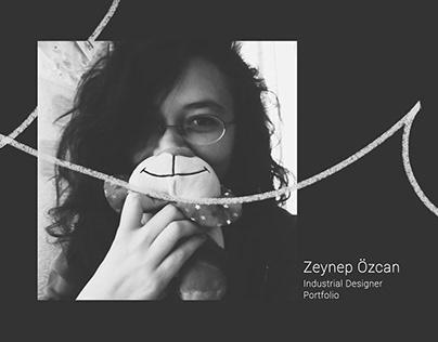 Zeynep Özcan Portfolio 2020