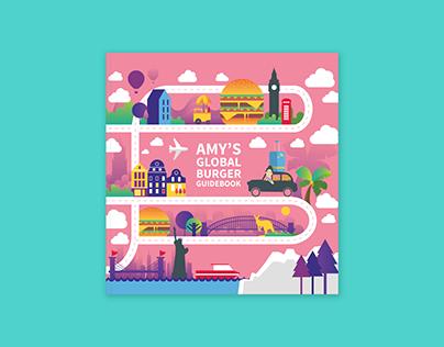 Amy's Global Burger Guidebook