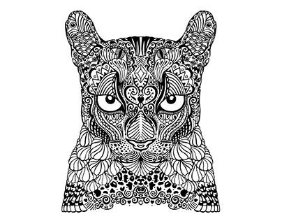 Tattooed Animal Illustrations - Urban Reiver