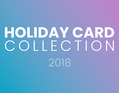2018 Client Holiday Cards