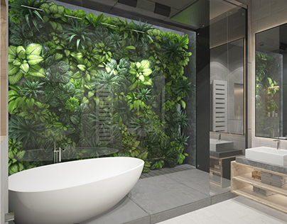 RAINFOREST BATHROOM