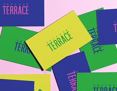 Terrace Terrace | Band Logo