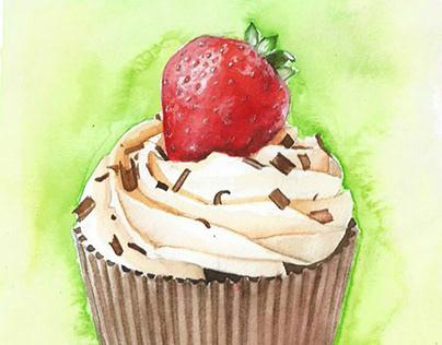 watercolor/sweet