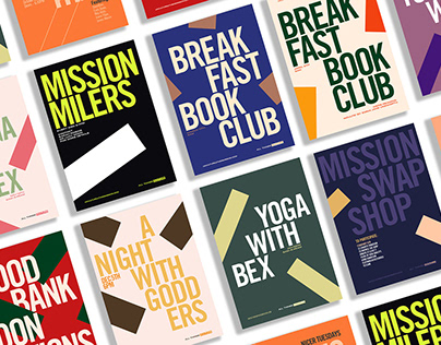 Mission - All Things Culture Branding & Poster Series