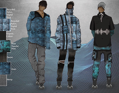 """""""The Future of Fashion"""" Project"""
