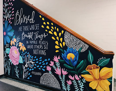 Blessed are Those Who See Beautiful Things