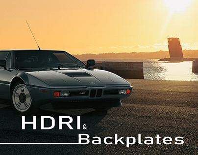 Backplates & HDRI vol.8
