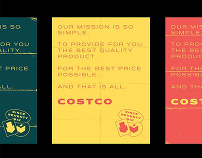 Costco Rebrand