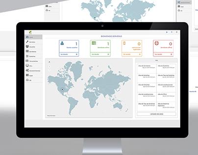 UI Design: Serverus
