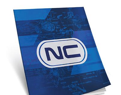 Graphic design work for NC Autopartes