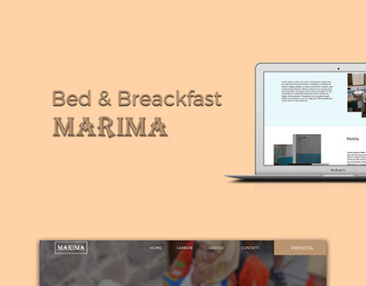 Bed and Breakfast - Marima