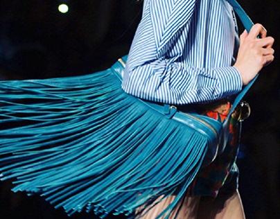 Milano Fashion Week by LuxuryLeather.