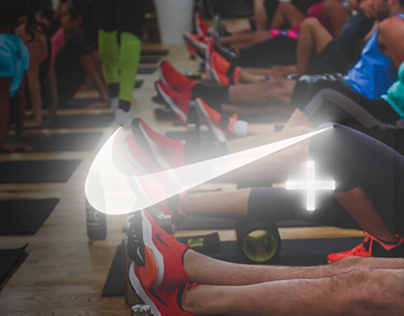 Nike+ At WeWork
