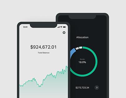 Altruist Client Mobile App