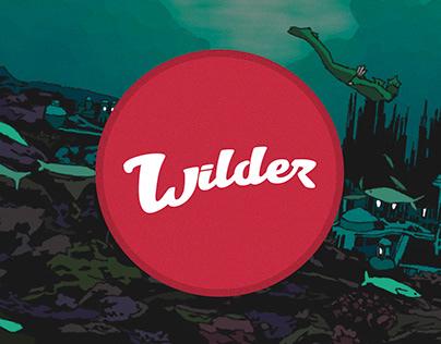 Comic: KERSOS // Wilder
