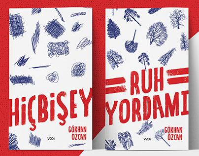 Gökhan Özcan - Book Covers