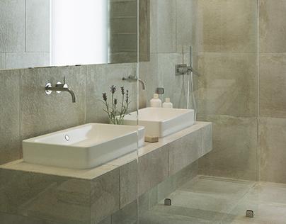 Master Bathroom | Villa, North Cyprus