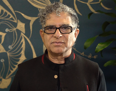 Deepak Chopra Speech