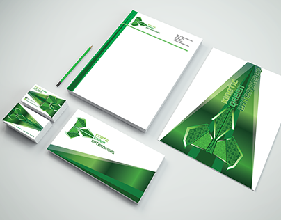 Logo, business card and logo animation
