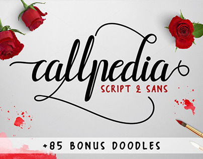 Callpedia Script & Sans