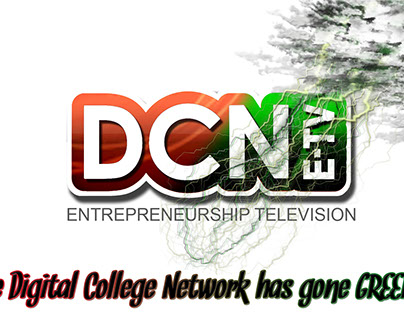 DCN Entrepreneurship TV Photojournalism Internship