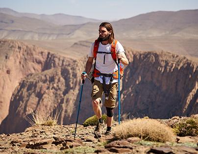 Hiking through Morocco's High Atlas