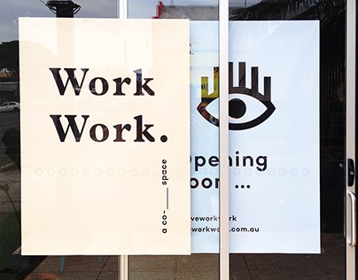 Work Work – a co-working space
