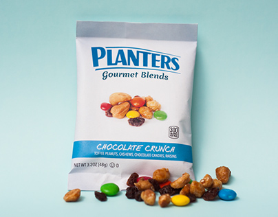 Trail Mix Redesign - Packaging