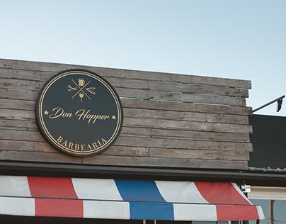 Barbearia Don Hopper