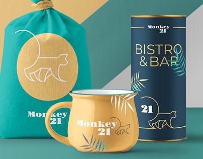 Monkey21 Bistro & Bar
