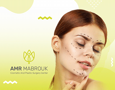 Dr. Amr Mabrouk Branding & Social Media