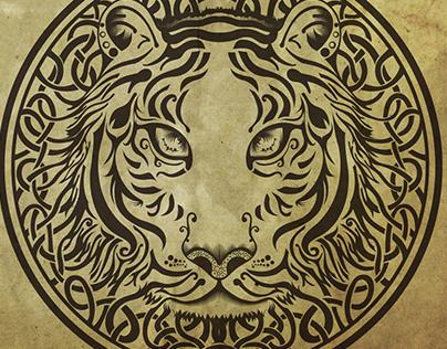 Mandala de Tigre