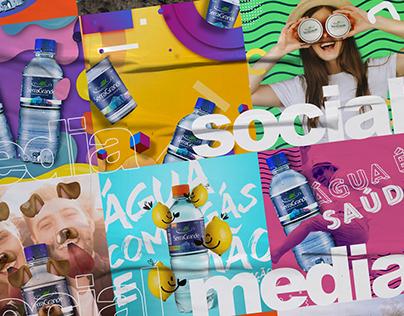 Social Media - Serra Grande