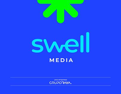 Swell® Media   Creatividad & Branding