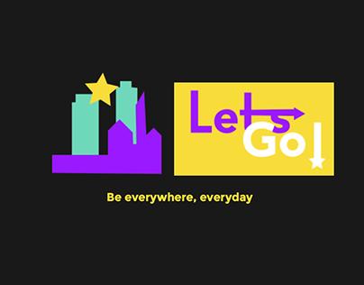 LetsGo! App