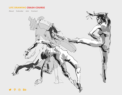 Life Drawing Crash Course – Adobe XD concept intro