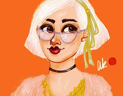 Portraits & Illustrations