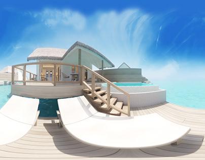 Water Villas | Maldives Resort