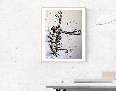 venom Caterpillar