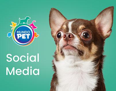 Mundo Pet _ Social Media