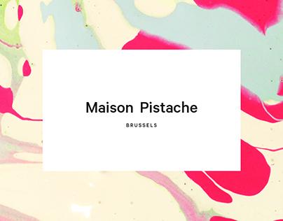 Maison Pistache / Branding / Personal