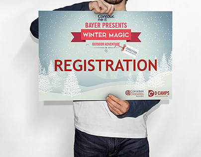 CDA Winter Magic event