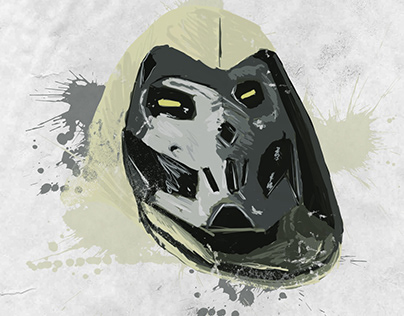 Mask - Taskmaster
