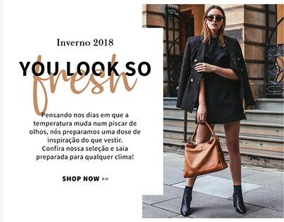 Newsletter Inverno 2018 OQVestir
