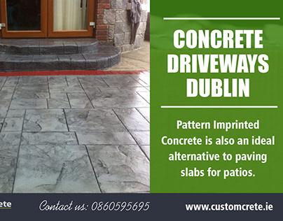 Concrete Driveways Dublin