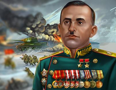 Ази Асланов-дважды Герой Советского Союза