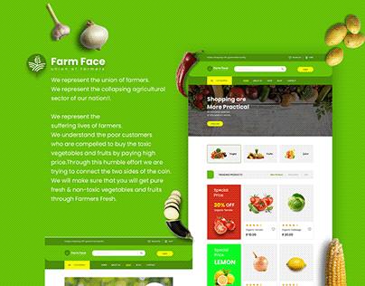 Farm Face - union of farmers