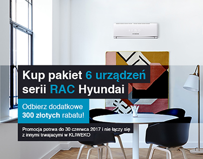 HYUNDAI for KLIWEKO