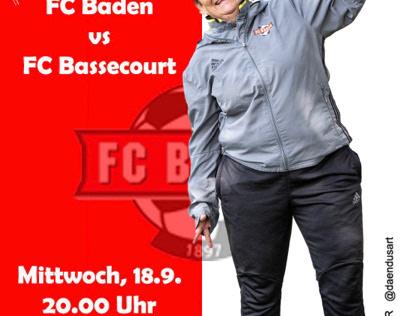 FC Baden - FC Bassecourt