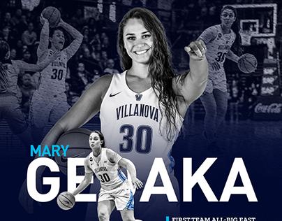Women's Basketball - Villanova 19-2020